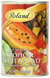 Roland Tropical Fruit Salad, 15 Ounce (Pack of 12)