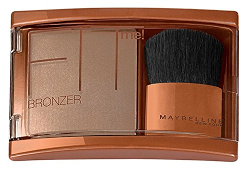Maybelline New York Fit Me! Bronzer, Medium Bronze…