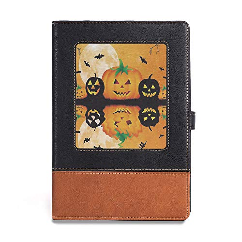 Premium Thick Paper,Halloween Decorations,A5(6.1