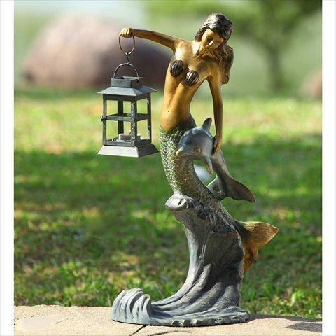 SPI Home 33693 Mermaid Lantern