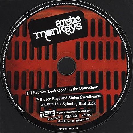 I Bet You Look Good On The Dancefloor: Arctic Monkeys: Amazon.es ...
