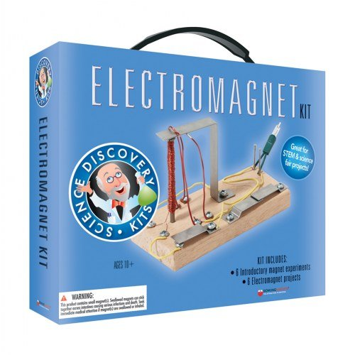 Electromagnet Kit (Electromagnet Science Kit)