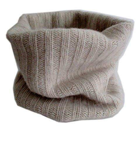 Frost Hats Cashmere Neck Warmer CSH-892 Beige
