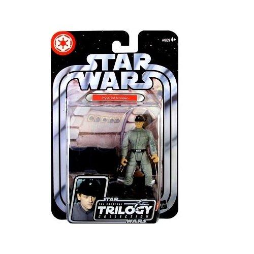 Star Wars: Original Trilogy Collection Imperial Scanning Trooper Action Figure -