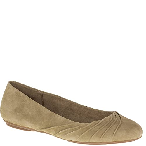 Amazon.com: hush puppies Women s Zella Casto Ballet Flat: Shoes