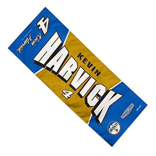 NASCAR Kevin Harvick BB Cooling Towel, 12 x 30-Inch