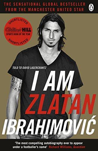 I am Zlatan Ibrahimović