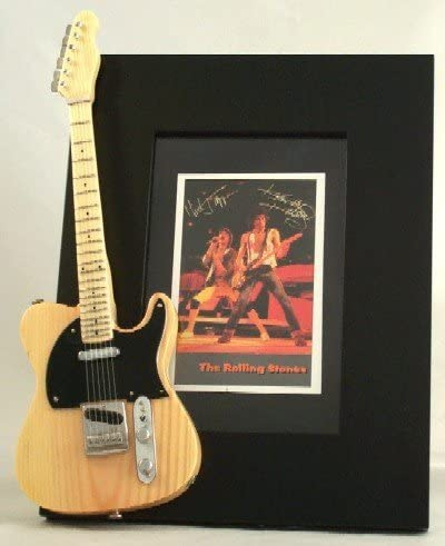 Rolling Stones/guitarra marco de fotos 4