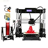 Anet A8 Auto-leveling Prusa I3 3D Printer Kit Anet Printers