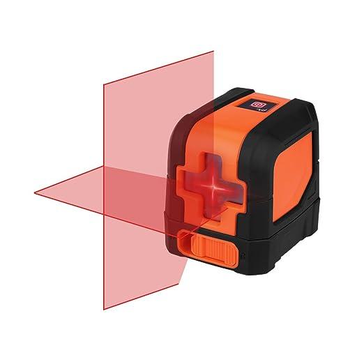 7 opinioni per Suaoki Mini Livello Laser a Croce 10m Autolivellante Multifunzione, Precisione