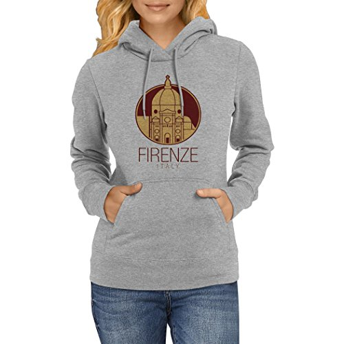 Firenze Italy - Funny Stylish Women Hoodie! Great present!