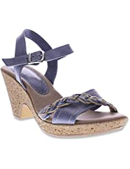 Spring Step Womens Bliss Lightweight Slingback Sandals