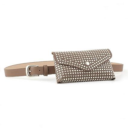 Schlüssel PU-Leder Hüfttasche Mini Geldbörse Einstellbar Pack Lippenstift neu Bauch- & Gürteltaschen
