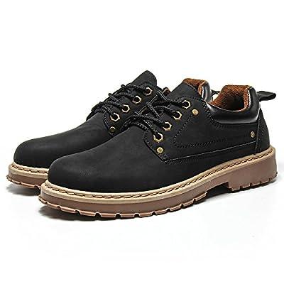 Donyyyy Classe faible chaussures occasionnels, les chaussures d'hommes, bottes, Martin rétro chaussures occasionnels, bande basse.