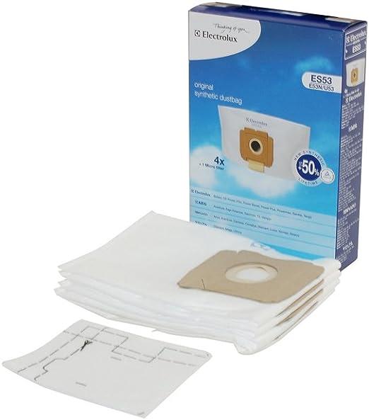 Para aspiradora Electrolux 9001968420 de fibra bolsa de, unidades ...
