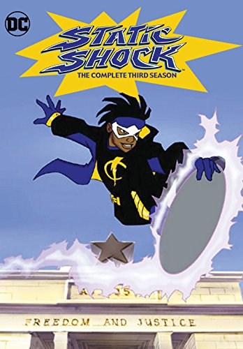 Static Shock: The Complete Third - Dc Justice Unlimited League Heroes Super