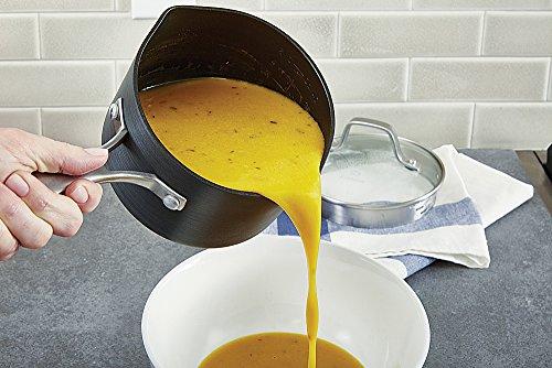 Calphalon 10 Piece Classic Nonstick Cookware Set, Grey