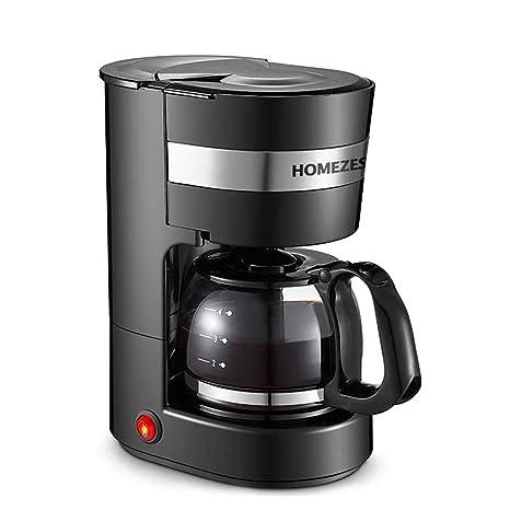 Mini máquina de café aislada inteligente americana del pequeño tipo del goteo del hogar