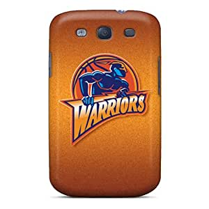 RichardBingley Samsung Galaxy S3 Anti-Scratch Cell-phone Hard Cover Provide Private Custom Nice Golden State Warriors Pictures [PCf8284NunB]