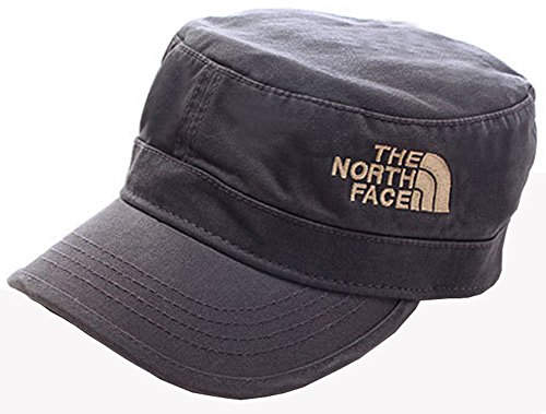 North Face Women Hats (The North Face Unisex Adjustable Military Hat (Gray, One Size))