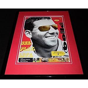 Sergio Garcia 2004 Bole Eyewear Framed 11x14 ORIGINAL Advertisement