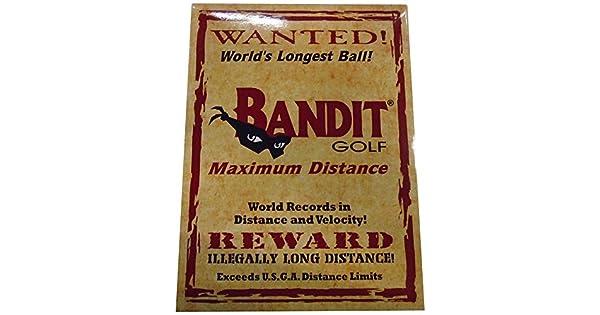 Amazon.com: Bandit Non conforming ilegal Distancia máxima de ...