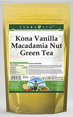 Kona Vanilla Macadamia Nut Green Tea (25 Tea Bags, ZIN: 539893)