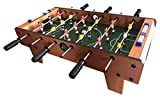 T&S Tabletop Soccer Foosball Table Game