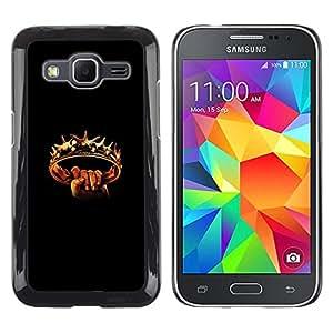 EJOY---Cubierta de la caja de protección la piel dura para el / Samsung Galaxy Core Prime / --Tronos Serie