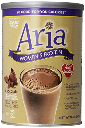 Suivant protéines Aria, Chocolat, 12 once