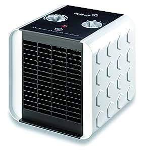 Plein Air Dado - Calefactor (230 V, 50 Hz, 180 mm, 180 mm, 180 mm) Color blanco