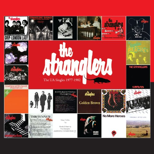 The Stranglers - Ua Singles 1977-1982 - Zortam Music