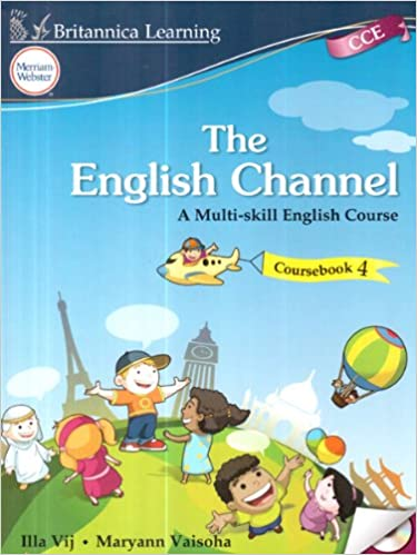 Amazon in: Buy The English Channel Course Book Class - 4