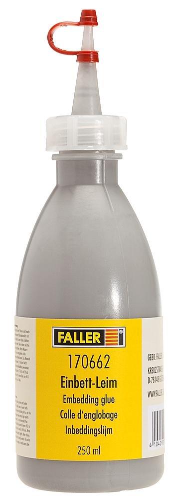 Faller 170662 Ballast Glue/Gray Scenery and Accessories