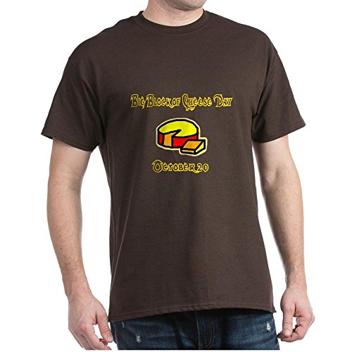CafePress - West Wing Big Block Of Cheese Day - 100% Cotton T-Shirt (T-shirt Wing West)