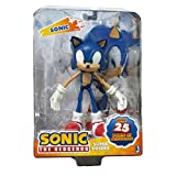 Sonic 20th Anniversary Super Posers Sonic Over 20 Points of Articulation!