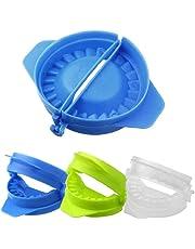 QUICKLYLY 3 Unids Herramientas De Cocina Dumpling Jiaozi Maker Dispositivo Fácil DIY Molde para Empanadillas Utensilio