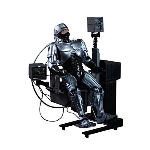 RoboCop Movie Masterpiece Diecast Robocop 1:6 Collectible Figure [Mechanical Chair version] (Hot Toys)