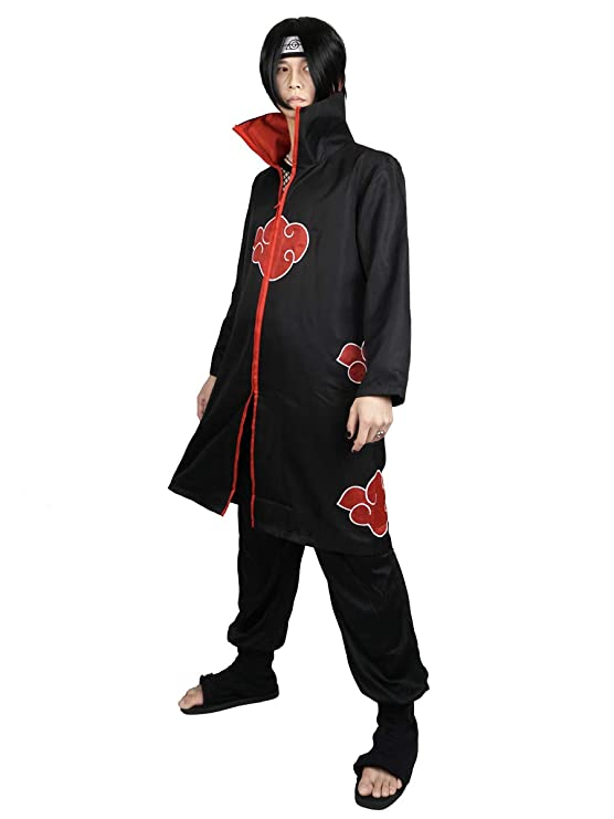CoolChange Capa de Akatsuki Itachi. Talla: L