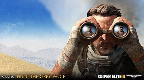 Price comparison product image Sniper Elite 3 - Target Hitler: Hunt the Grey Wolf DLC [Online Game Code]