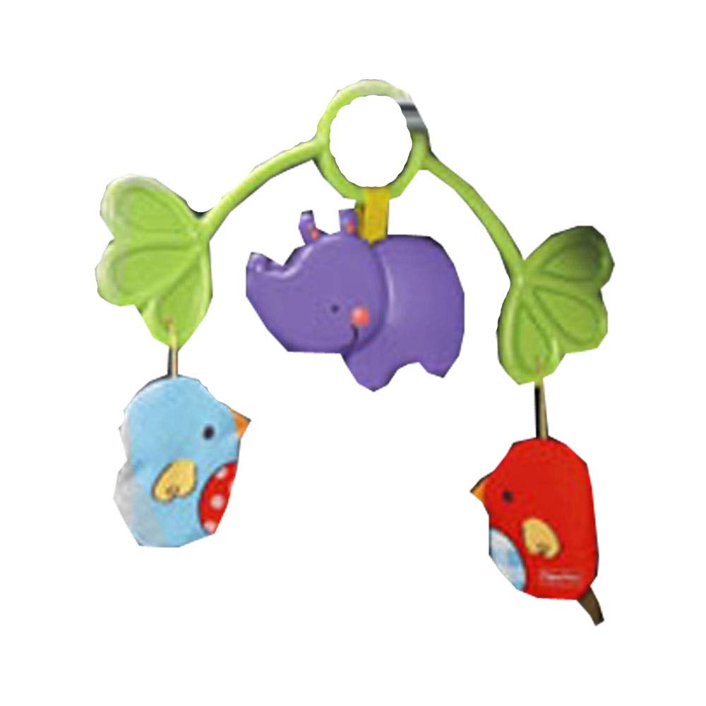 Replacement Birds Toy for Fisher-Price Deluxe Musical Mobile Gym T6339 - Includes Mobile with Birds Toy
