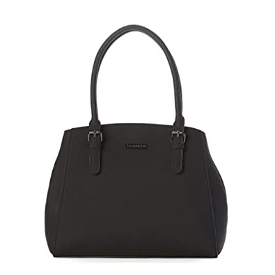 9cdab8896f3c Image Unavailable. Image not available for. Color  Jeane   Jax Women s Vegan  Sienna Executive Tote