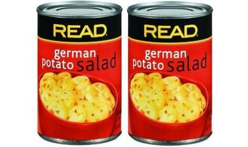 Read German Potato Salad (15 oz Cans) 2 Pack by READ