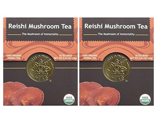 Reishi Mushroom Tea Organic Bleach