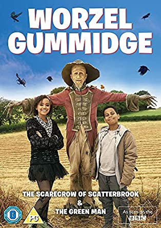 Worzel Gummidge BBC 2020