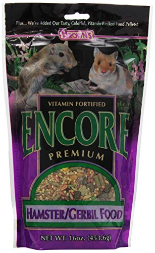 Encore Hamster (F.M. Brown's Encore Hamster and Gerbil Pet Food, 1-Pound)