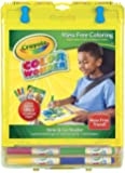 Crayola, Color Wonder Mess-Free Coloring, Stow & Go Studio, Art Tools, Great for Travel