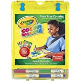 Crayola, Color Wonder Mess-Free Coloring, Stow & Go Studio, Art Tools, Great for Travel, Colors may Vary