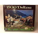 1500 Piece Deluxe Puzzle - The Cinque Terre, Italy