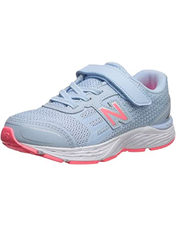 10490bca9637 New Balance Kids  680v5 Hook and Loop Running Shoe